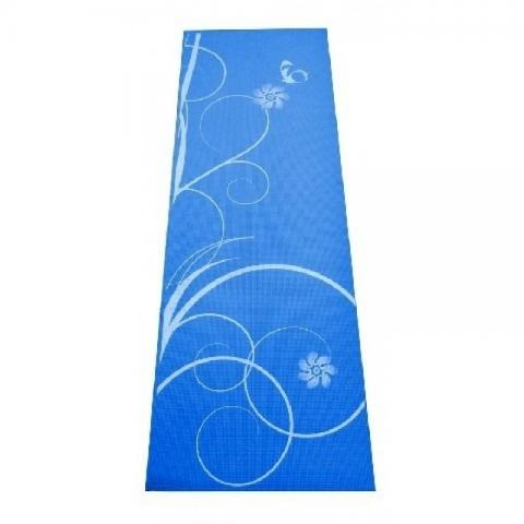 Saltea Spartan Yoga Matte albastra