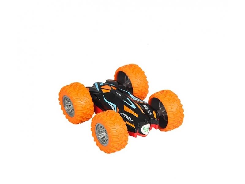 Masina RC Super Speed AliBibi, Rotatie 360 grade 2.4GHZ cu telecomanda