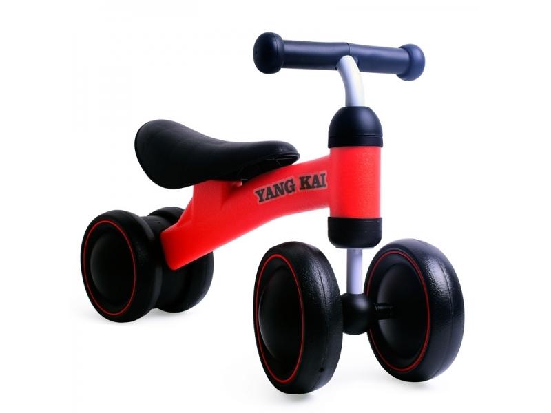 Tricicleta pentru fara pedale AliBibi cu 3 roti