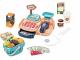 Set de joaca supermarket Alibibi cu casa de marcat, cantar, scanner, lumini si sunete si 47 de accesorii